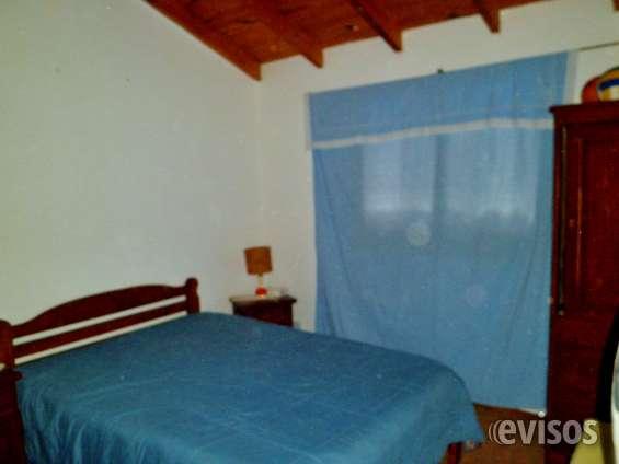 Dormitorio cama 2 plazas con placard grande