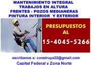 Mantenimiento integral para boedo llamenos *15 4045 5266*