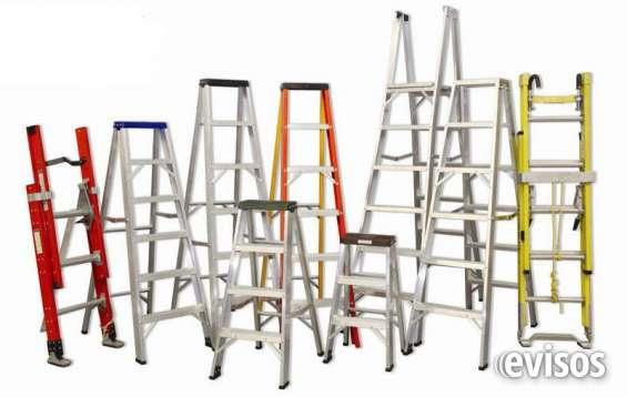 Fabrica de escaleras de aluminio