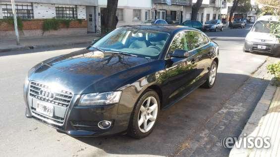 Audi a5 sportback multitronic levas vendo o permuto $468.000