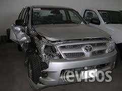 Compro vehículos ( autos , utilitarios, pick-ups, camionetas, camiones) chocados – fundido