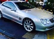 Mercedes Benz Clase SL 500 Roadster