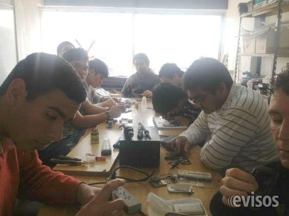 Curso de reparación de celulares personalizado