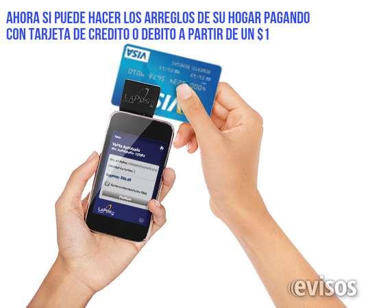 Paga con tarjeta en el momento desde mi celular