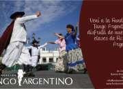 Clases de Folklore Argentino en Palermo
