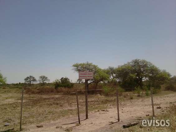 ¡¡¡ vendo campos cerca añatuya -stgo del estero !!!