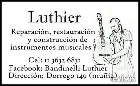 Luthier en san miguel