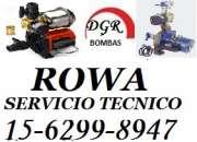 Servicio tecnico rowa 15 6299 8947