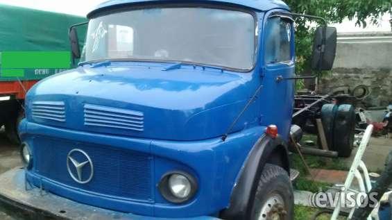Camion 1114 mod 71 motor 1620 mod 2006 mecanica excelente