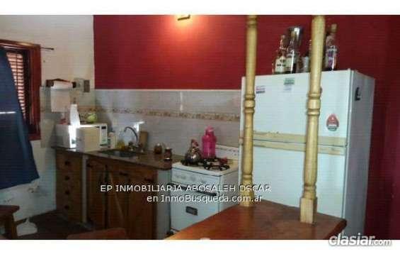En buen estado vendo casa quinta en venta, 100mts, 1 dormitorios 143345 muy buen estado!