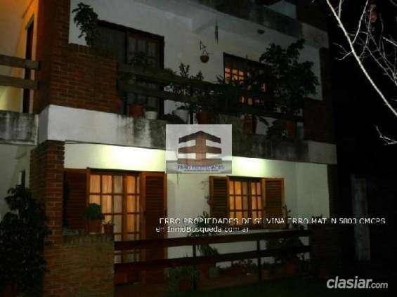 Apurado departamento en venta, 140mts, 3 dormitorios 118209 muy buena ubicación.