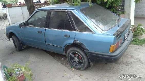 Se ofrece ford escort m.1990 nafta y gas vtv.seg pap al dia exelentee estado imperdible!