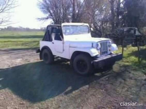 Oportunidad jeep diesel 4x2 joya a precio bajo
