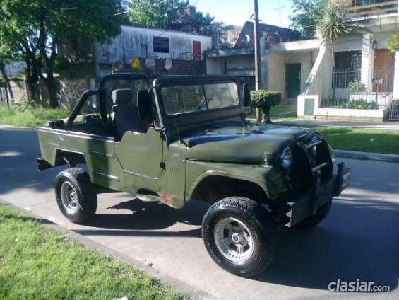 Fotos de A precio bajo jeep ika largo 73 motor ford 221 acentado permuto apurado. 2