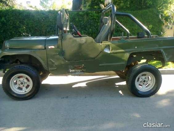 Fotos de A precio bajo jeep ika largo 73 motor ford 221 acentado permuto apurado. 3