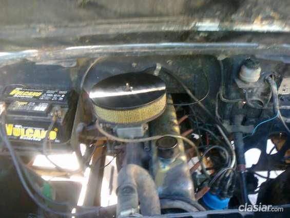 Fotos de A precio bajo jeep ika largo 73 motor ford 221 acentado permuto apurado. 4