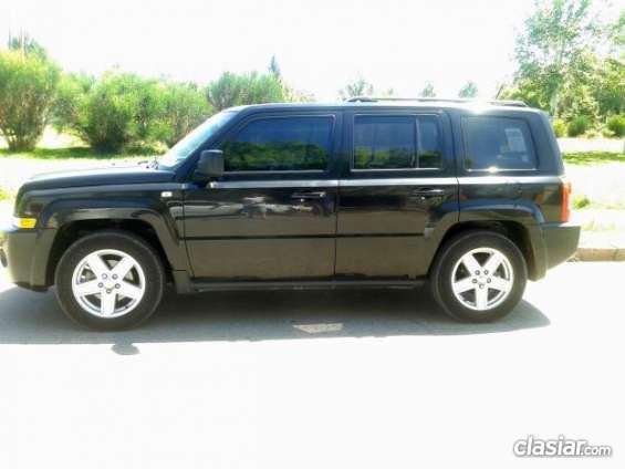 A buen precio vdo o pto jeep pariot sport 2.4 4x4 2011 dejá tu comentario.