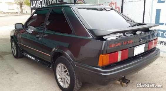 Ofrezco vendo ford escort 91 cupe xr3 full. muy bueno. oferta especial.