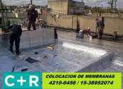 impermeabilizacion de techos de losa y terrazas