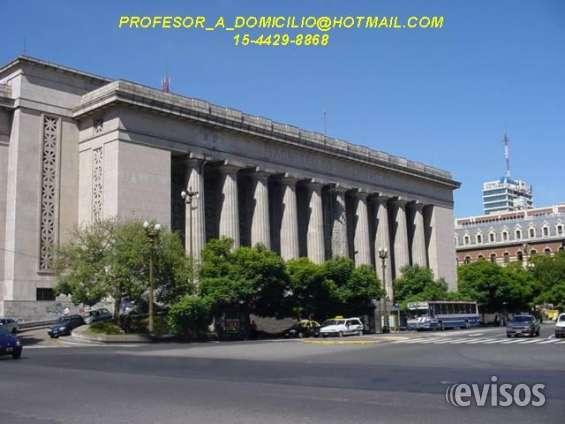Edificio de la facultad de ingenieria de bs. as.