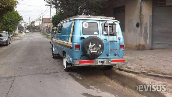 vans en venta en argentina
