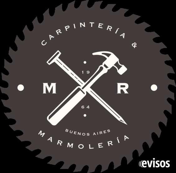 Marmoleros y carpinteros a domicilio en buenos aires 1562710460