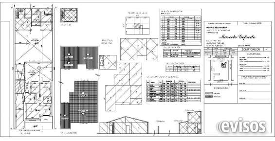 Regularizacion de obras-planos