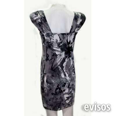 Fotos de Vestido corto estampado gris arreglo a medida ===escucho oferta=== 2