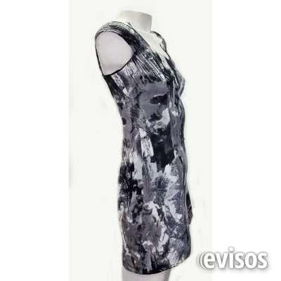 Fotos de Vestido corto estampado gris arreglo a medida ===escucho oferta=== 3