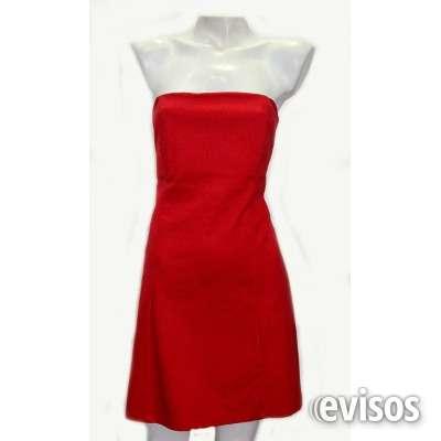 Vestido corto rojo arreglo a medida ===escucho oferta===