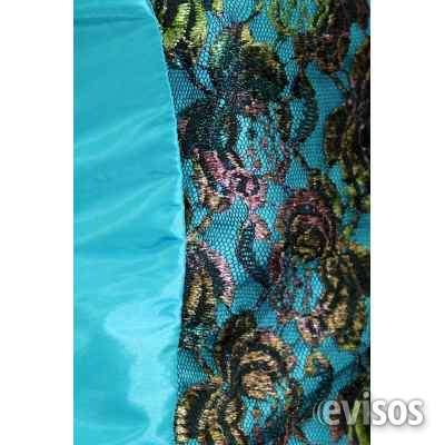 Fotos de Vestido corto turquesa arreglo a medida ===escucho oferta=== 3