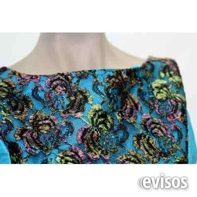 Fotos de Vestido corto turquesa arreglo a medida ===escucho oferta=== 2