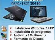 Service tecnico de pc notebooks