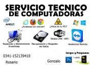 Service tecnico de pc 152139410*