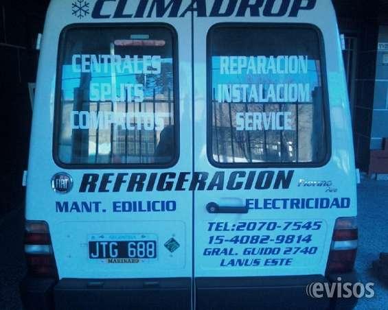 """Instalaciòn y reparaciòn de aires acondicionados"""" todas las marca"""""""