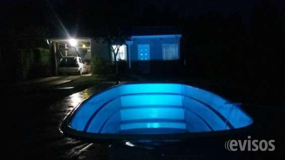 """Alquilo cabaña con """"piscina privada a estrenar"""" en san rafael !!!!"""
