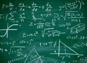 Profesor particular de Matemática, Física y Química