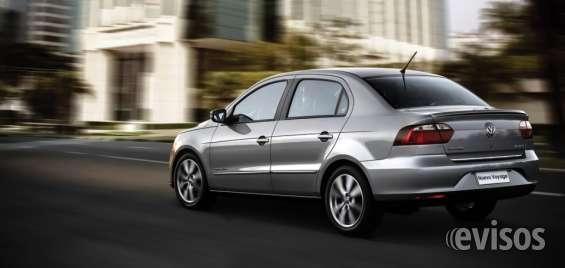 Volkswagen voyage plan auto