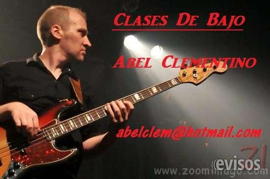 Clases de bajo en flores - caballito- haedo x abel clementino(mimi maura-standard roots-ba