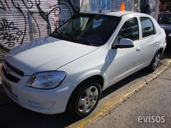 Chevrolet prisma lt año 2012 con gnc