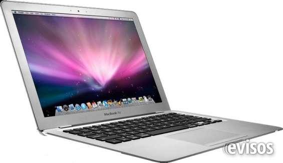 Servicio técnico macbook - reparación y venta de repuestos