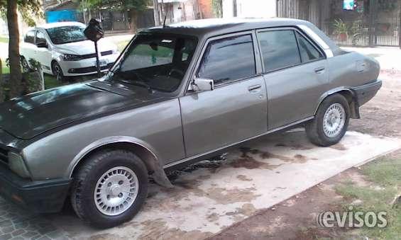 Peugeot504 modelo 97 gasolero funciona de 10