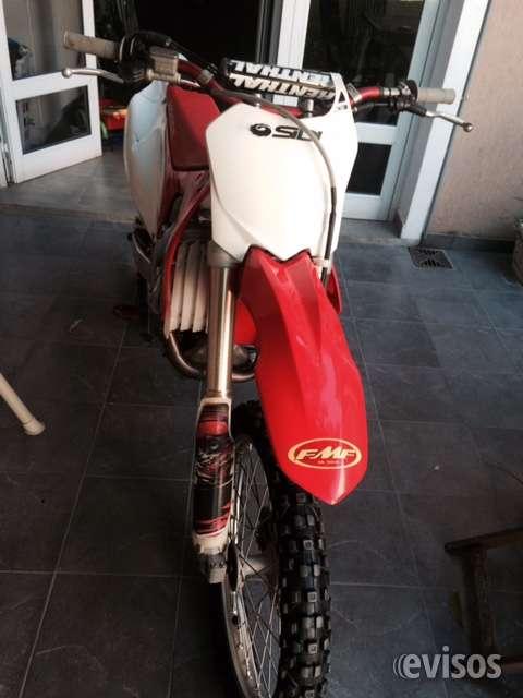 Moto kawasaki kxf 450 año 2011