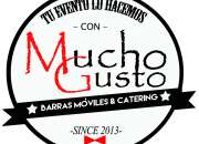 Mucho Gusto Barras Moviles Catering - Finger Food - Eventos