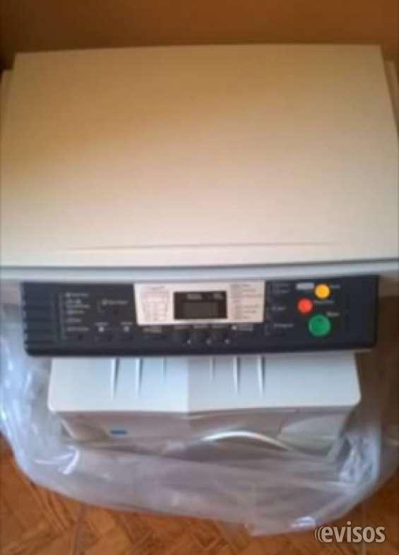 Vendo fotocopiadora kyosera