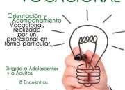 Orientación Vocacional - Psicólogo - Avellaneda y Lanús