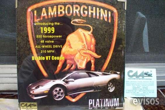 *automobilia c.a.a. * venta de literatura automotriz