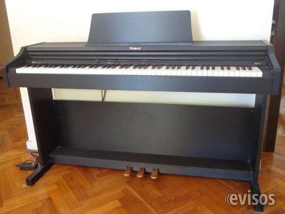 Piano digital roland rp 201 con mueble 88 teclas