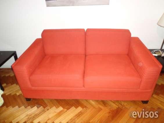 Sofa cama 2 plazas (sofa 165 x 65 x 65cm / cama 140 x 190cm)