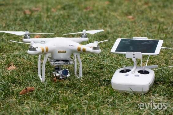 Alquiler drone phantom 3, hd, 4k.